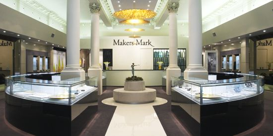Makers Mark Jewellery flagship store, Melbourne